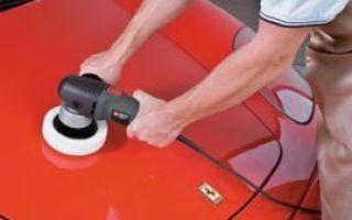 Полировальная машинка для авто: как выбрать полировочную машину?