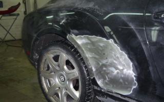 Покраска автомобиля в камере: что важно знать?