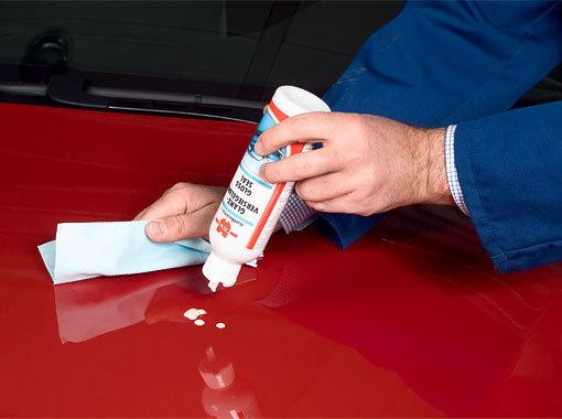 Полироль Wurth: защита поверхности авто