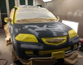 Инструмент для покраски автомобиля: что нужно?