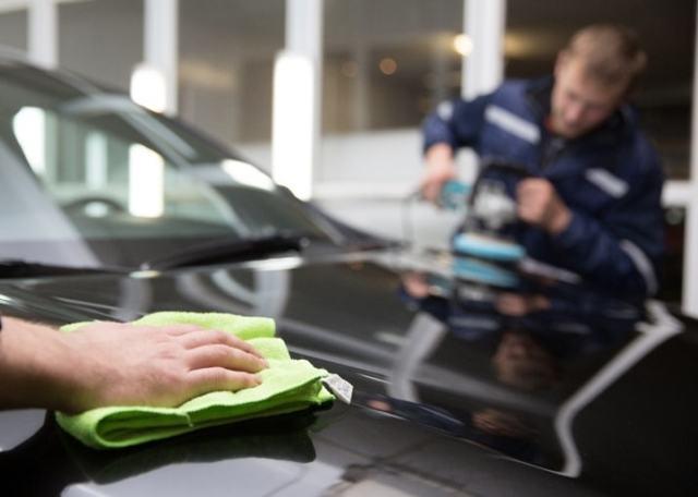 Полировальное оборудование для полировки кузова автомобиля