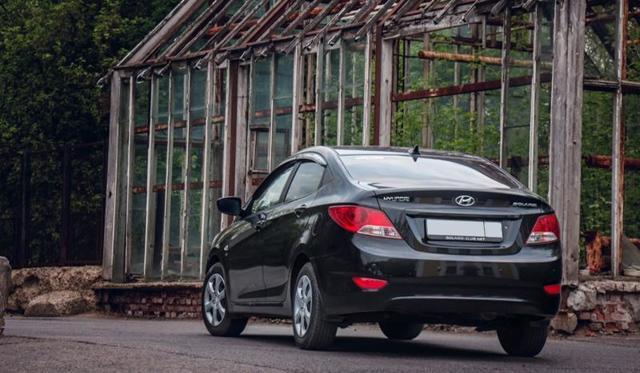 Слабые места Hyundai Solaris