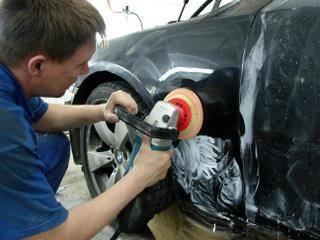 Как полировать машину после покраски правильно своими руками?