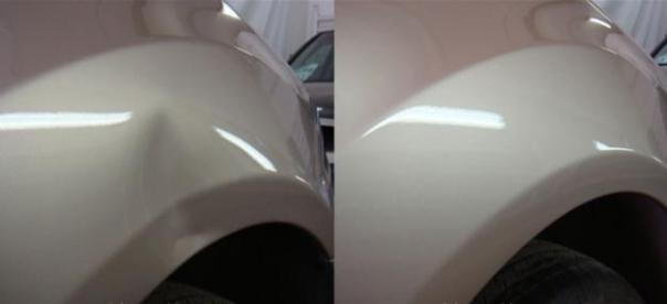 Приспособление для удаления вмятин без покраски