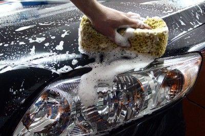 Можно ли мыть машину после покраски и сколько этого делать нельзя?