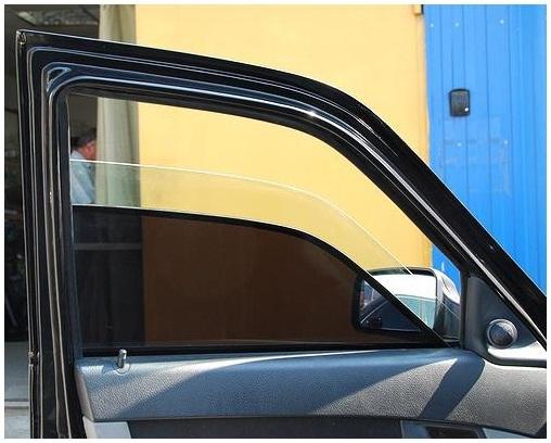 Разрешена ли тонировка на лобовое и передние стекла и какая именно?