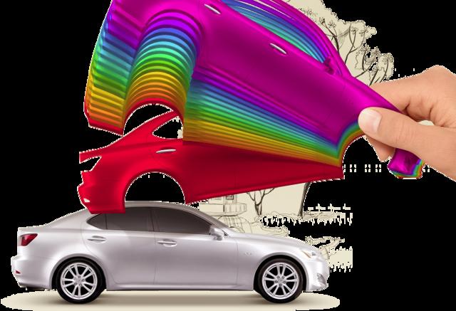 Автоэмаль Автон: основные виды