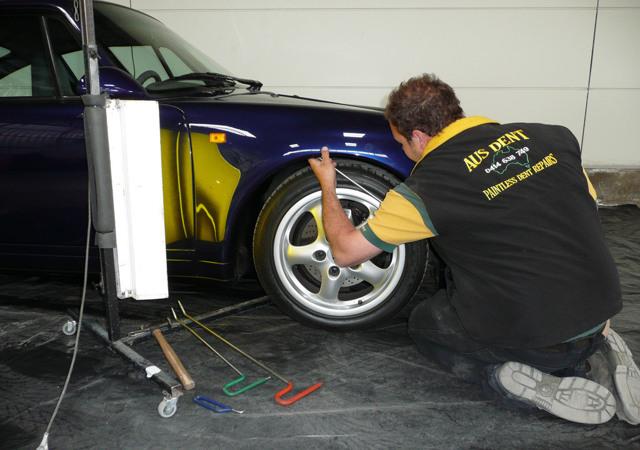 Присоска для рихтовки: ремонт кузова авто с ее помощью