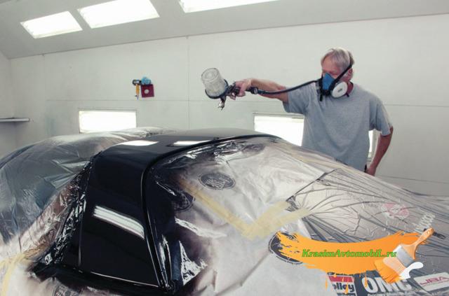Как покрасить крышу автомобиля: сложна ли покраска своими руками?