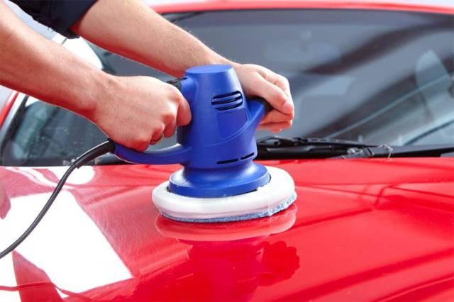 Автополироли для кузова: выбор полироли для авто