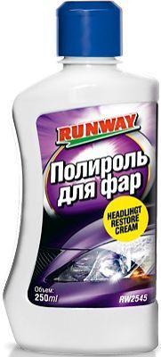 Runway полироль для фар: виды и применение