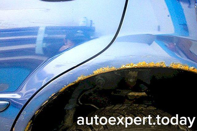 Чем и как снять ржавчину с металла авто в домашних условиях?