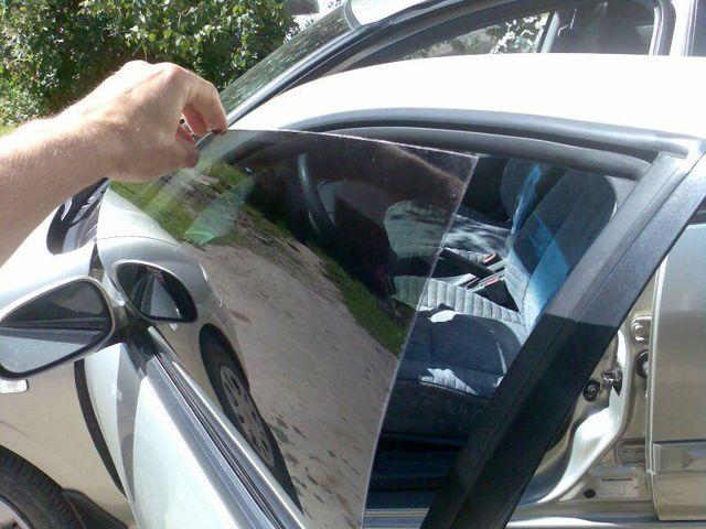 Тонирование лобового стекла: тонировочная пленка на лобовое стекло