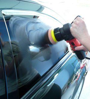 Полировка бокового стекла автомобиля: как проводится?