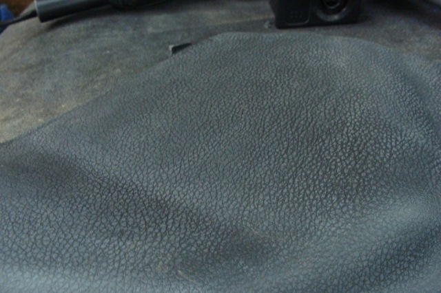 Восстановление пластика салона автомобиля своими руками