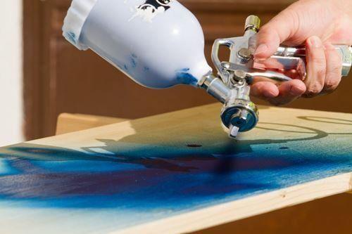 Краскопульт для акриловой краски: какой краскораспылитель выбрать?