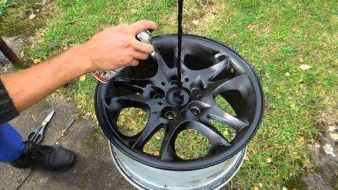 Окраска дисков на авто: что нужно и как покрасить эти колесные детали?
