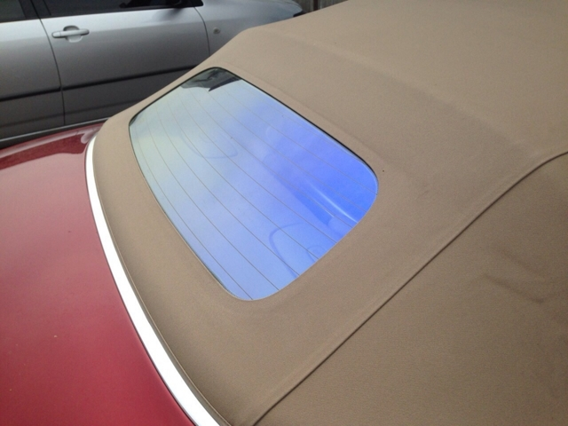 Пленка на лобовое стекло от солнца: что дает солнцезащитная пленка?