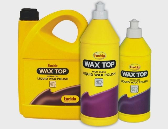 Farecla G6, G10 и Wax Top: обзор средств для полировки