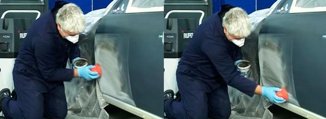 Как грунтовать машину перед покраской: грунтовка машины (видео)