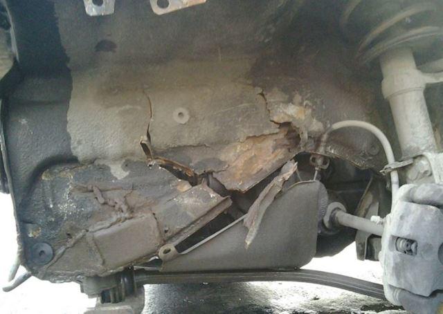 Детали кузова ВАЗ 2108, геометрия и кузовной ремонт