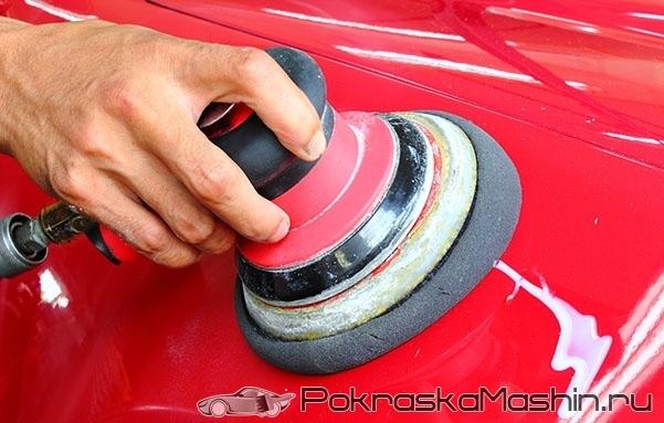 Полировка акриловой краски: можно ли полировать ее на авто?