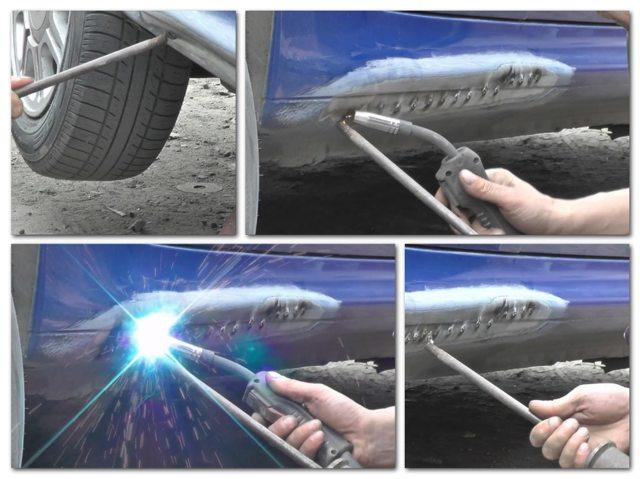 Обратный молоток своими руками: видео, чертеж и фото