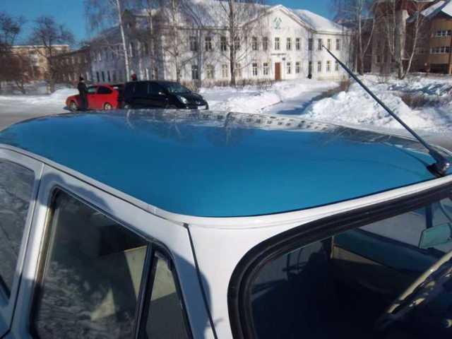 Автомобильная акриловая краска