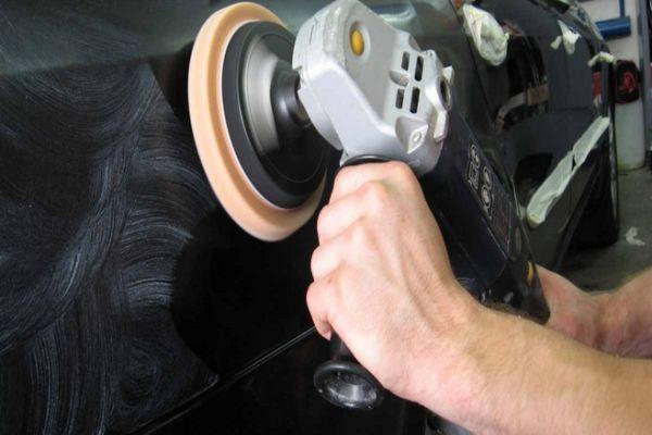 Полировка кузова автомобиля: технология обработки авто (видео)