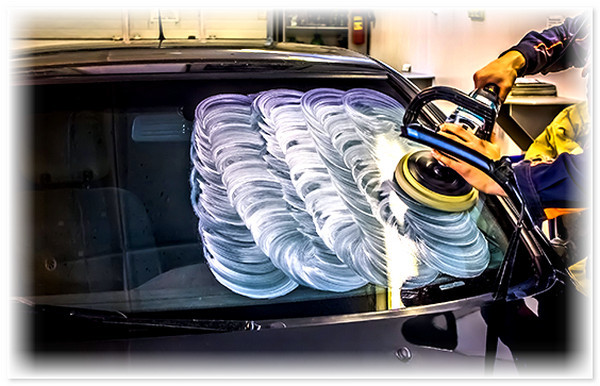 Паста для полировки стекла: полировальные средства для лобового окна