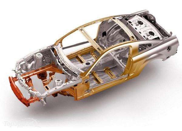 Конструкция кузова автомобиля: из чего состоит и название деталей