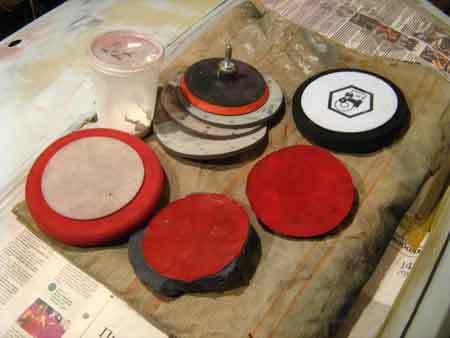 Покраска нового бампера: как покрасить его своими руками?