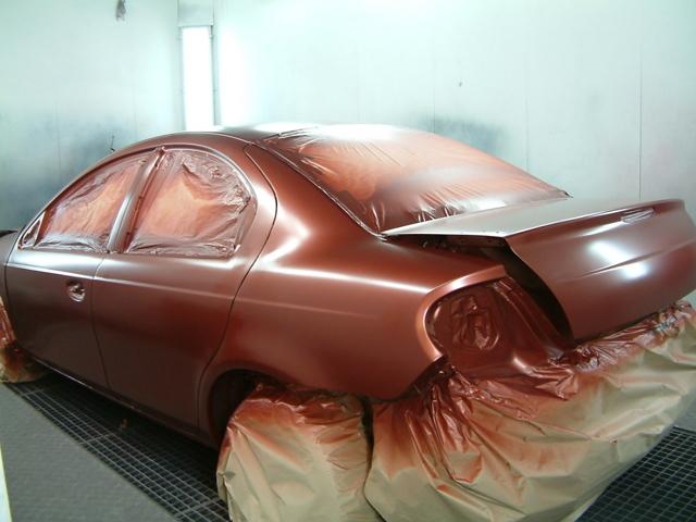 Покраска ВАЗ 2106 своими руками: подготовка кузова и аэрография