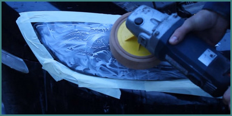 Полировка фар своими руками в домашних условиях (видео)