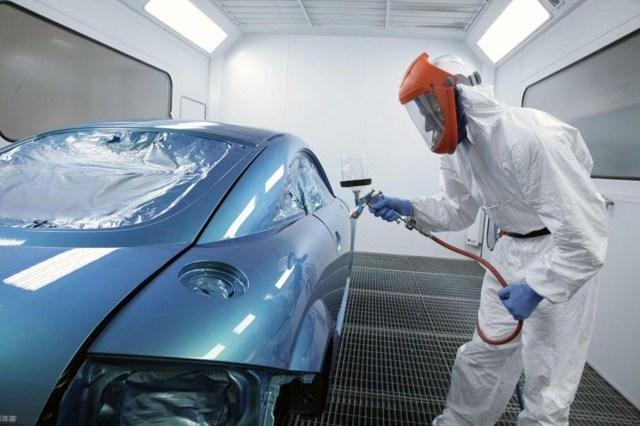 Автомобильный лак аэрозоль: виды спрея для лакировки авто