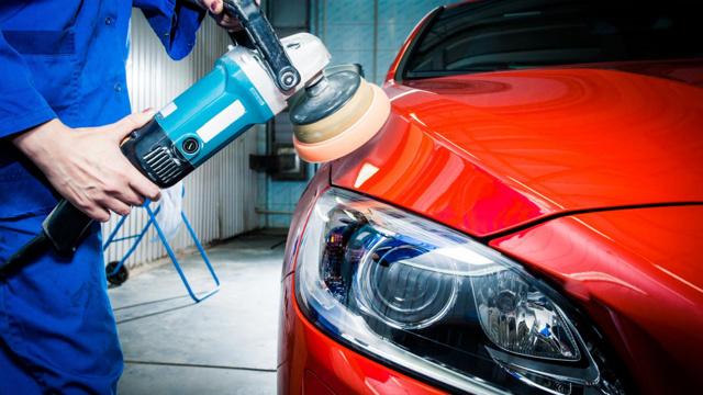 Полироль для удаления царапин с кузова и пластика автомобиля