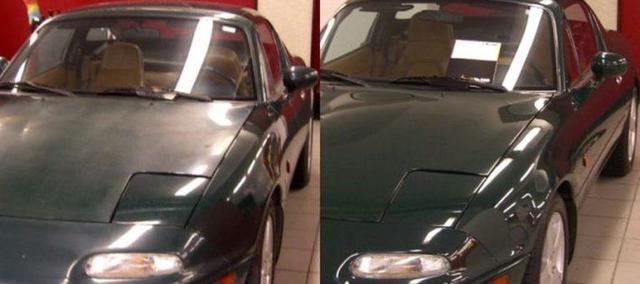 Жидкое стекло для авто: отзывы, нанесение на автомобиль своими руками