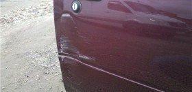 Рихтовка двери автомобиля своими руками