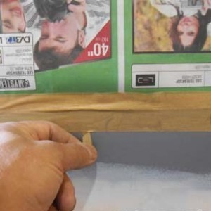 Коррозия на порогах: обработка антикором своими руками