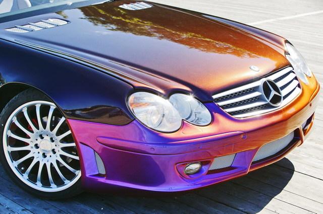 Покраска авто кислородом