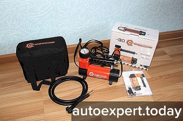 Автокомпрессор Агрессор: модели AGR 30 и 50L и советы по выбору