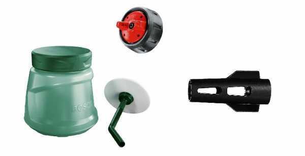 Электрический краскопульт Bosch: выбор пульверизатора, запчасти и ремонт