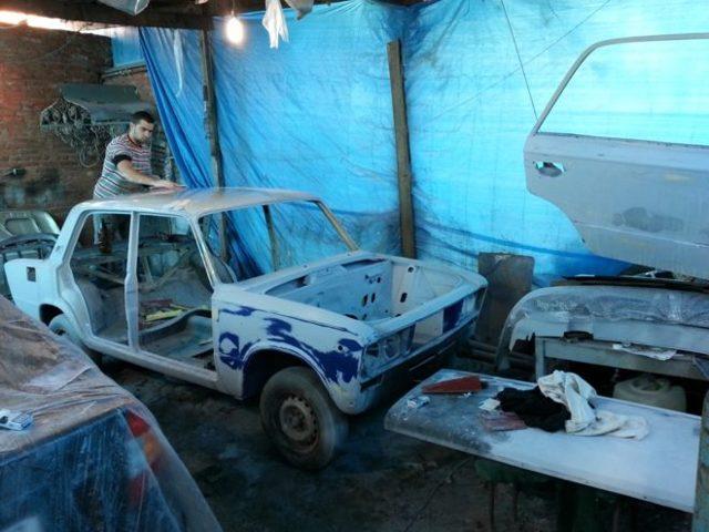 Кузов автомобиля ВАЗ 2106: конструкция и ремонт