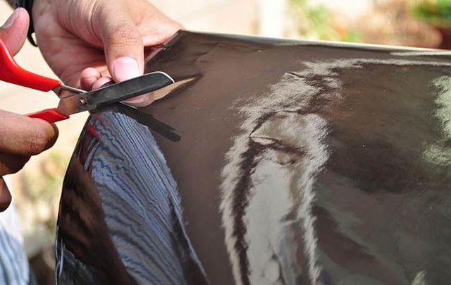 Как самому затонировать автомобиль: как сделать тонировку стекол?