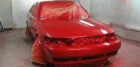 Покраска авто из баллончика: как самому покрасить машину?