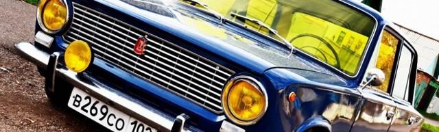Желтая тонировка стекол автомобиля
