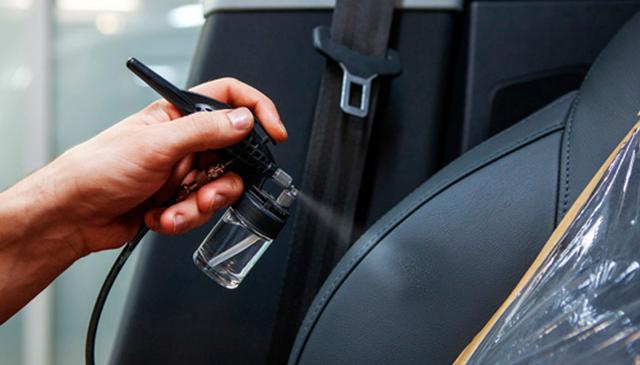 Реставрация салона автомобиля: ремонт пластика и кожи своими руками