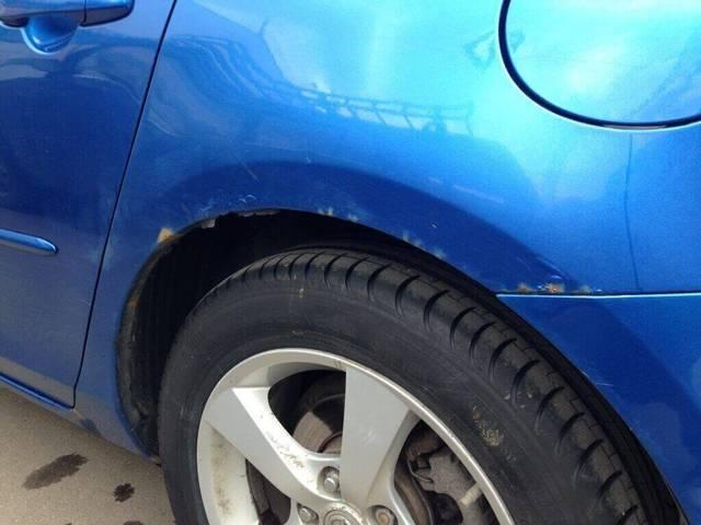 Как убрать коррозию с авто: удаление коррозии на автомобиле