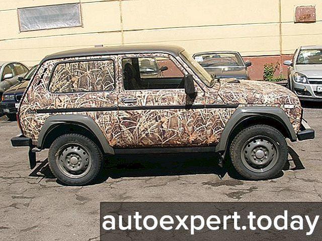Пленка для авто камуфляж: типы материала для оклейки кузова машины