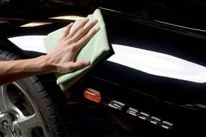 Полироль для резины автомобиля и ее применение